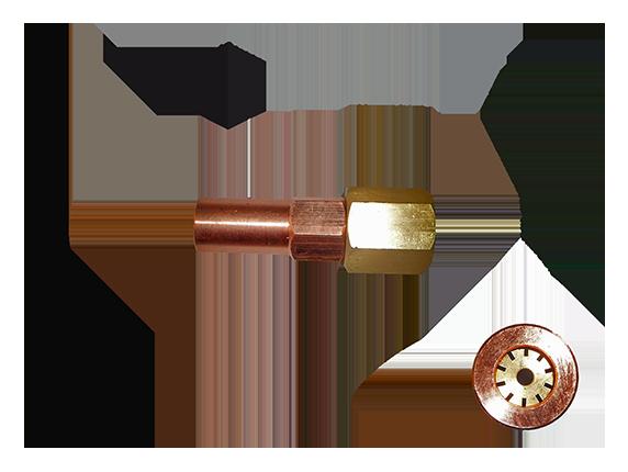 선상가열기&집중식가열기화구 M16